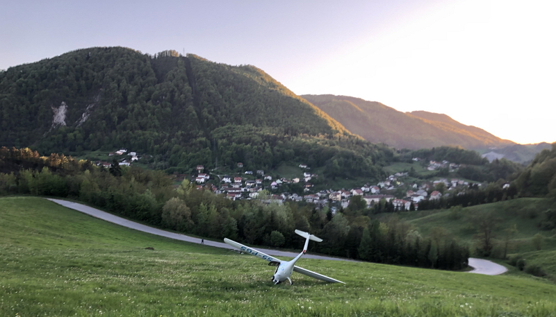 ALPHA pod hribom v Zagorju