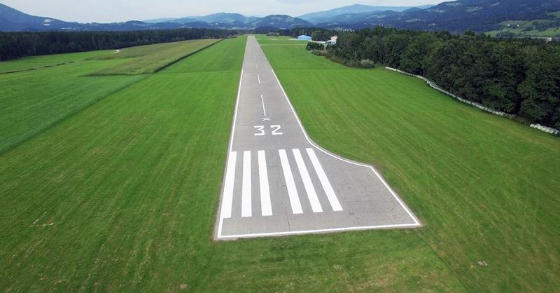 Zaprto letališče Slovenj Gradec